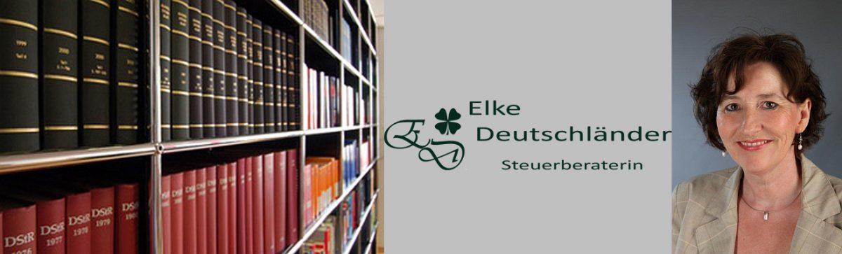 Steuerberaterin Elke Deutschländer